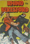Cover for Rhino Beresford (Yaffa / Page, 1966 series) #12