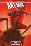 Cover for Ant-Man: Season One (Marvel, 2012 series)