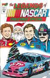 Cover for Legends of NASCAR Christmas Special (Vortex, 1991 series)