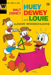 Cover for Walt Disney Huey, Dewey and Louie Junior Woodchucks (Western, 1966 series) #16 [Whitman]