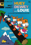 Cover for Walt Disney Huey, Dewey and Louie Junior Woodchucks (Western, 1966 series) #21 [Whitman]