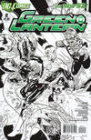 Cover Thumbnail for Green Lantern (2011 series) #2 [Mahnke Sketch Variant Cover]