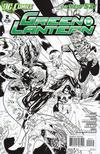 Cover Thumbnail for Green Lantern (2011 series) #2 [Doug Mahnke / Christian Alamy Black & White Cover]