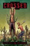 Cover Thumbnail for Crossed Badlands (2012 series) #1 [2012 Phoenix Comicon Exclusive Phoenix Cover - Jacen Burrows]