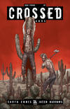 Cover Thumbnail for Crossed Badlands (2012 series) #1 [2012 Phoenix Comicon Exclusive Phoenix VIP Cover - Jacen Burrows]