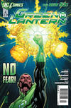 Cover for Green Lantern (DC, 2011 series) #4 [Newsstand]