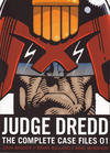 Cover Thumbnail for Judge Dredd The Complete Case Files (2005 series) #1 [US Edition]