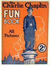 Cover for Charlie Chaplin Fun Book (Amalgamated Press, 1915 series)