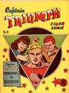 Cover for Captain Triumph Color Comic (K. G. Murray, 1948 series) #11