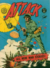 Cover for Attack (Horwitz, 1958 ? series) #4