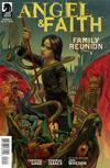Cover Thumbnail for Angel & Faith (2011 series) #12 [Steve Morris Cover]