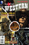 Cover for All Star Western (DC, 2011 series) #11