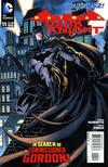 Cover for Batman: The Dark Knight (DC, 2011 series) #11