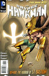 Cover for The Savage Hawkman (DC, 2011 series) #11