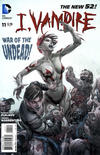 Cover for I, Vampire (DC, 2011 series) #11