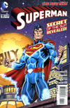 Cover for Superman (DC, 2011 series) #11