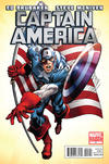 Cover for Captain America (Marvel, 2011 series) #1 [Neal Adams Variant]