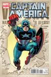 Cover for Captain America (Marvel, 2011 series) #1 [John Romita Variant]