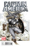 Cover Thumbnail for Captain America (2011 series) #1 [Olivier Coipel Variant]