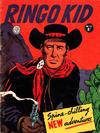 Cover for Ringo Kid (Horwitz, 1956 series) #11