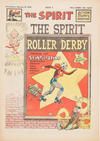 Cover for The Spirit (Register and Tribune Syndicate, 1940 series) #2/12/1950