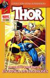 Cover for Colección Extra Superhéroes (Panini España, 2011 series) #1 - Thor 1: En Busca de los Dioses
