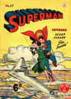 Cover for Superman (K. G. Murray, 1947 series) #37