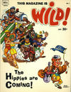 Cover for Wild (Dell, 1968 series) #1