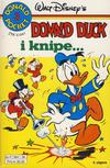 Cover for Donald Pocket (Hjemmet / Egmont, 1968 series) #3 - Donald Duck i knipe ... [4. opplag]