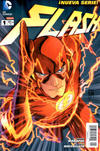 Cover for Flash (Editorial Televisa, 2012 series) #1