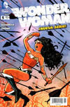 Cover for Wonder Woman (Editorial Televisa, 2012 series) #1