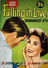 Cover for Falling in Love Romances (K. G. Murray, 1958 series) #3