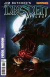Cover for Jim Butcher's The Dresden Files: Fool Moon (Dynamite Entertainment, 2011 series) #6