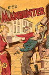 Cover for Manhunter (Pyramid, 1951 series) #53