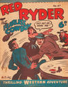 Cover for Red Ryder (Southdown Press, 1944 ? series) #67