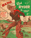 Cover for Red Ryder (Southdown Press, 1944 ? series) #71