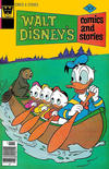 Cover for Walt Disney's Comics and Stories (Western, 1962 series) #v38#2 (446) [Whitman]