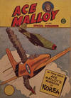 Cover for Ace Malloy of the Special Squadron (Arnold Book Company, 1952 series) #50