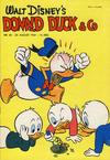 Cover for Donald Duck & Co (Hjemmet / Egmont, 1948 series) #34/1961