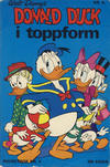 Cover Thumbnail for Donald Pocket (1968 series) #4 - Donald Duck i toppform [1. opplag]