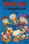 Cover for Donald Pocket (Hjemmet / Egmont, 1968 series) #4 - Donald Duck i toppform [1. opplag]