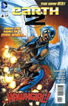 Cover for Earth 2 (DC, 2012 series) #4