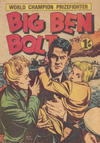 Cover for Big Ben Bolt (Yaffa / Page, 1964 ? series) #29