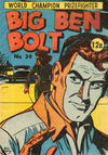 Cover for Big Ben Bolt (Yaffa / Page, 1964 ? series) #39