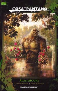 Cover Thumbnail for La Cosa del Pantano de Alan Moore (Planeta DeAgostini, 2010 series) #1