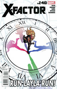 Cover Thumbnail for X-Factor (Marvel, 2006 series) #240