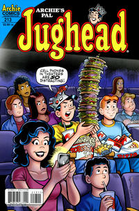 Cover Thumbnail for Archie's Pal Jughead Comics (Archie, 1993 series) #213