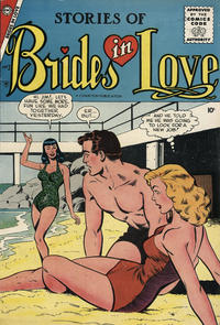 Cover Thumbnail for Brides in Love (Charlton, 1956 series) #3
