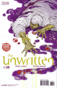 Cover Thumbnail for The Unwritten (DC, 2009 series) #38