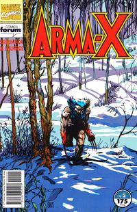 Cover Thumbnail for Arma-X (Planeta DeAgostini, 1992 series) #2